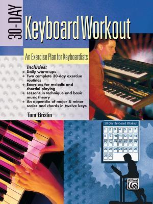 30-Day Keyboard Workout By Brislin, Tom