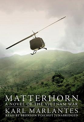 [CD] Matterhorn By Marlantes, Karl/ Pinchot, Bronson (NRT)